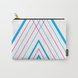 Trigon Cool Colors Carry-All Pouch