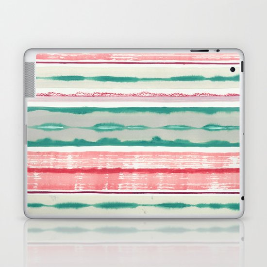 Canyon Stripe Laptop & iPad Skin