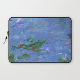 No Monet, No Problems Laptop Sleeve