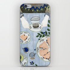 Blueberry Scones iPhone & iPod Skin