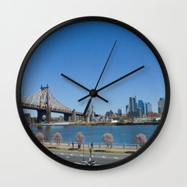 Queens Wall Clock