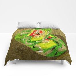 Haiku series number 3 Comforters