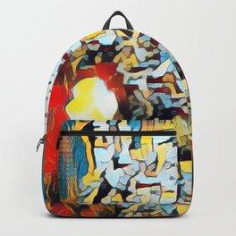 Mad World Color Backpack