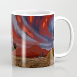 Above-Board Templo Coffee Mug