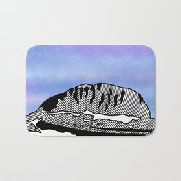 Mount Olympus Bath Mat