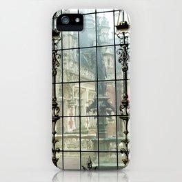 Benedictine Palace 7 iPhone Case