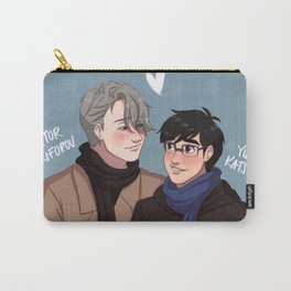 Victuuri 4 Carry-All Pouch
