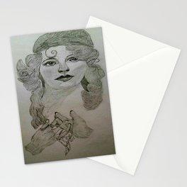 Myrna Darby - 1920s  Stationery Cards