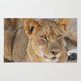 The Young One - Africa wildlife Rug