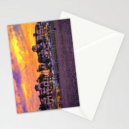 Surf City Sunrise Stationery Cards