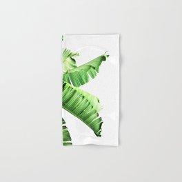 Banana Tree Palm Leaf Hand & Bath Towel