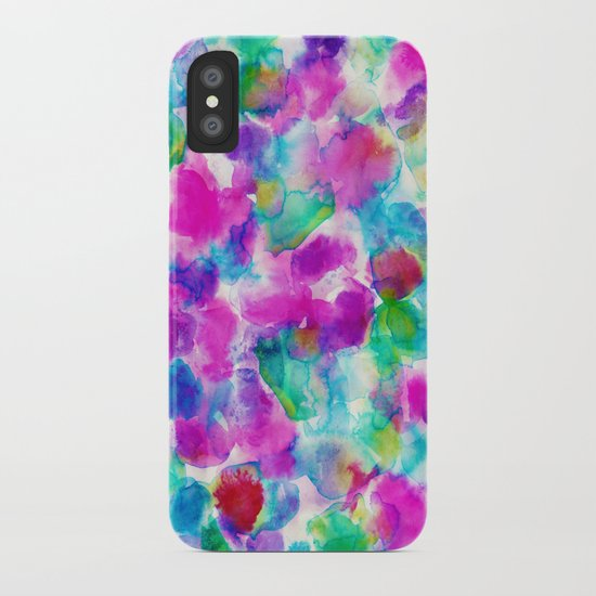 Amaris Magenta iPhone Case