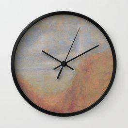 Informal sescape Wall Clock
