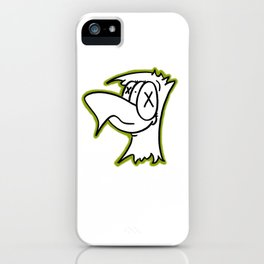 Lucian green iPhone Case