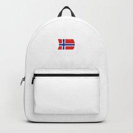 Norway Viking design for Men & Women Backpack