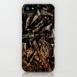 Bucket of Hammers iPhone Case
