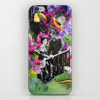 fairy tale iPhone & iPod Skins featuring Fairy Tale by John Turck