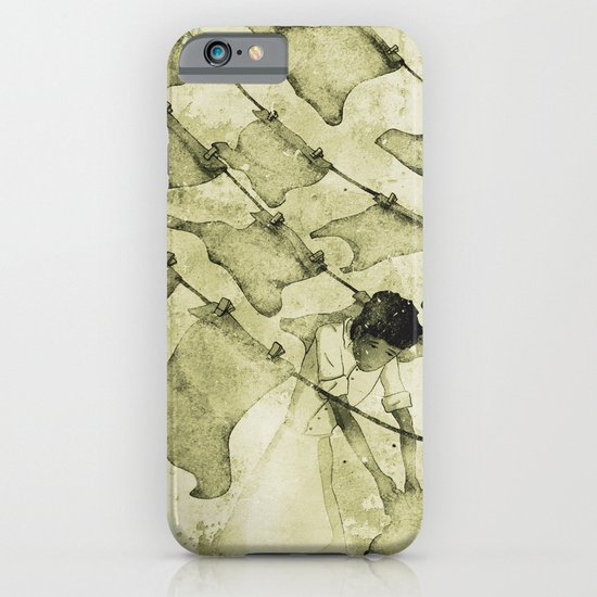 Salt of the earth iPhone & iPod Case