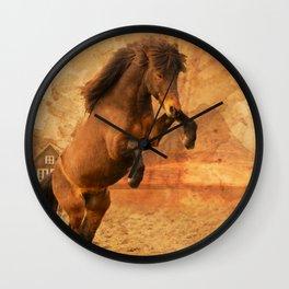 Gillingur Wall Clock