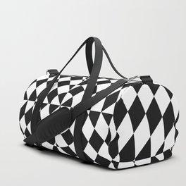 Trippy Star Duffle Bag