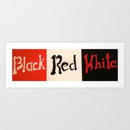 What Colour?! Art Print