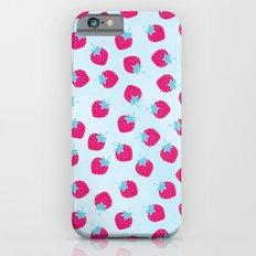 Strawberry spring iPhone 6s Slim Case