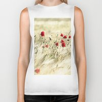 poem Biker Tanks featuring A POPPY  POEM by Stephanie Koehl