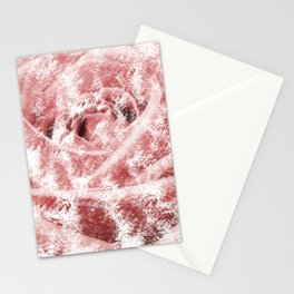 Faint Rose Stationery Cards