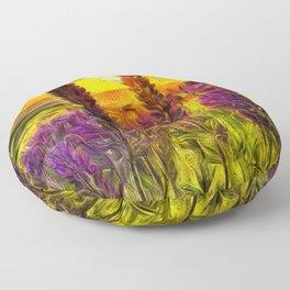 Steptoe Lupine Floor Pillow