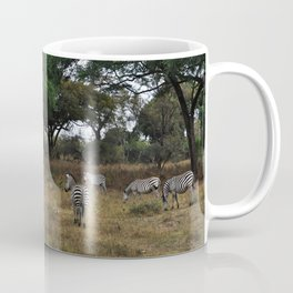 Zebras. Coffee Mug