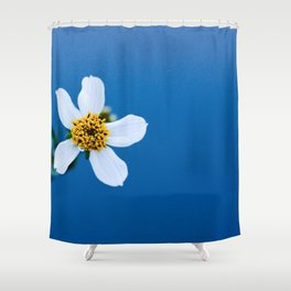 flower photography by Fidel Fernando Shower Curtain
