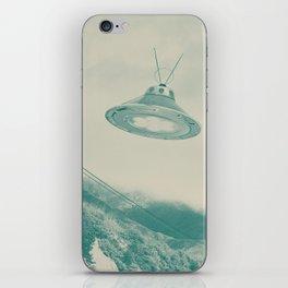 UFO II iPhone Skin