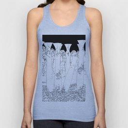Last To Remain Unisex Tank Top
