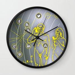 B-SIDE Wall Clock
