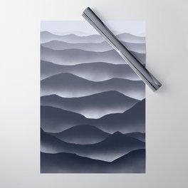 Blue Ridge Mountains Wrapping Paper