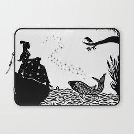 Ye Xian - The Golden Fish Laptop Sleeve