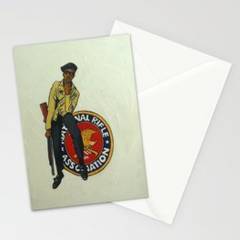 Panther Rifle Association Stationery Cards