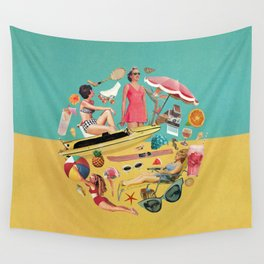 Out of Office Wall Tapestry