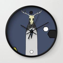 My Darling Bees Wall Clock