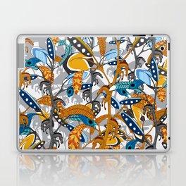 Multicolor Horse Feathers Laptop & iPad Skin