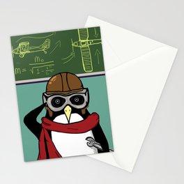 Little Penguin, Big Plans Stationery Cards