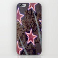Cabsink16DesignerPatternMAW iPhone & iPod Skin