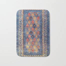 Baluch Balisht Khorasan Northeast Persian Bag Print Bath Mat