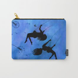 Free As The Wind Carry-All Pouch