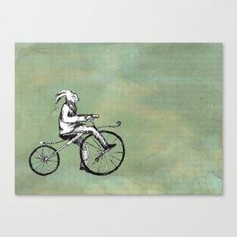 Rabbit's Bone Shaker Ride Canvas Print
