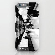 Underground [Black & White] iPhone 6s Slim Case