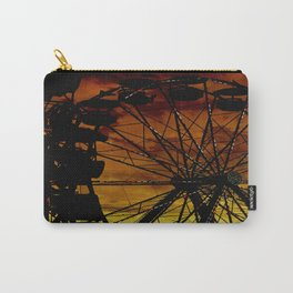 Sillhouette Carry-All Pouch