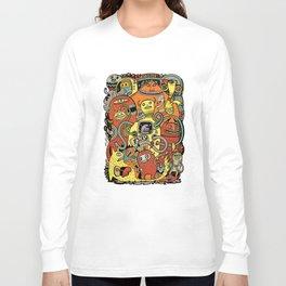 Warm in Long Sleeve T-shirt