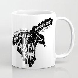Make way for The Raven King Coffee Mug