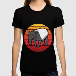 Funny Ex Mormon LDS Apostate Retro Tapir T-shirt